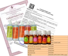 Пищевые добавки сертификация продукта thumbnail
